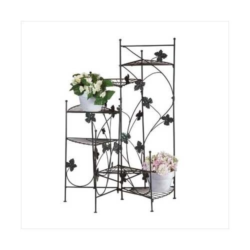 Ivy-design Staircase Plantstand (pack of 1 EA)
