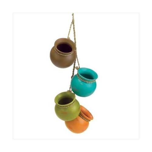 Dangling Mini Pots (pack of 1 EA)