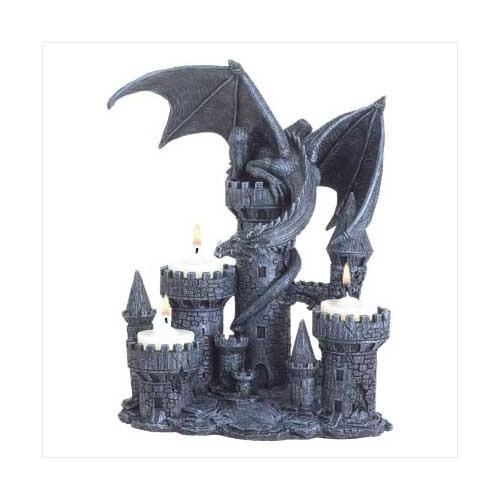 Dragon Candleholder (pack of 1 EA)