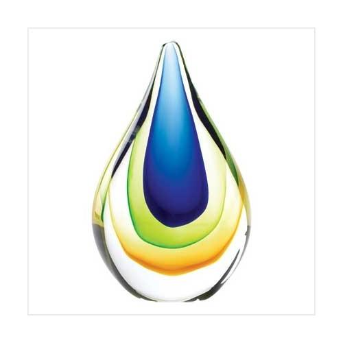 Art-glass Teardrop (pack of 1 EA)
