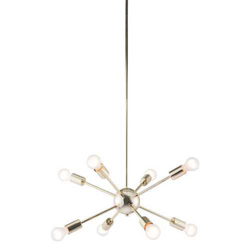 Ceiling Lamp Gold - Electroplated Metal