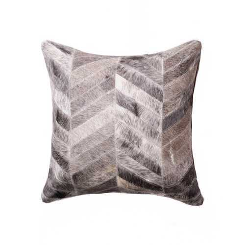 "Pillow 18"" X 18"" - Grey"