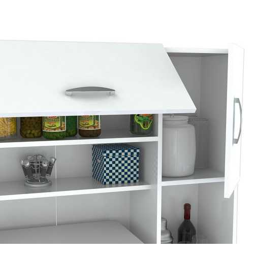 Kitchen Storage Cabinet - Melamine /Engineered wood
