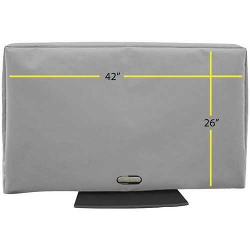 "Solaire SOL 42G Outdoor TV Cover (42""-47"")"