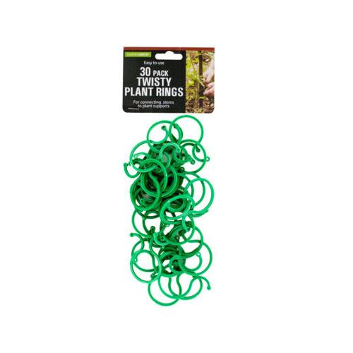 Twisty Plant Rings ( Case of 72 )