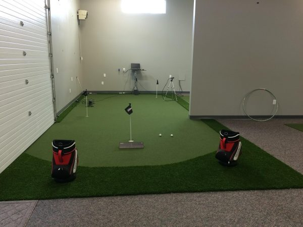Quick & True Putting Turf