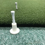 3-Sets -Turn & Lock™ Adjustable Height Golf Practice Mat Tee System