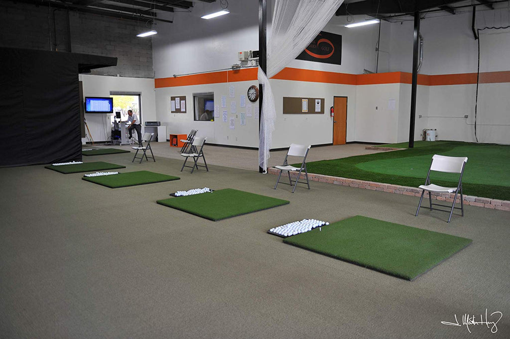 The Original Country Club Elite Real Feel Golf Mats