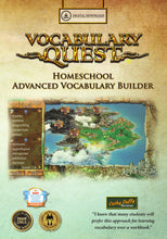 Load image into Gallery viewer, Vocabulary Quest (Windows PC)