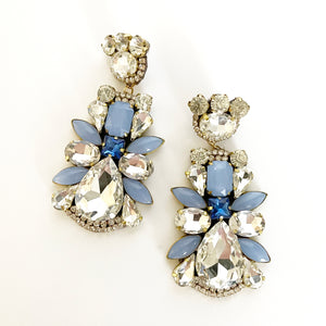 Aruza Baby Blue Earrings