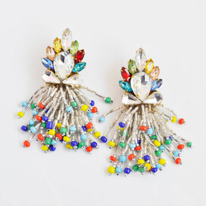 Rain Multicolor Earrings