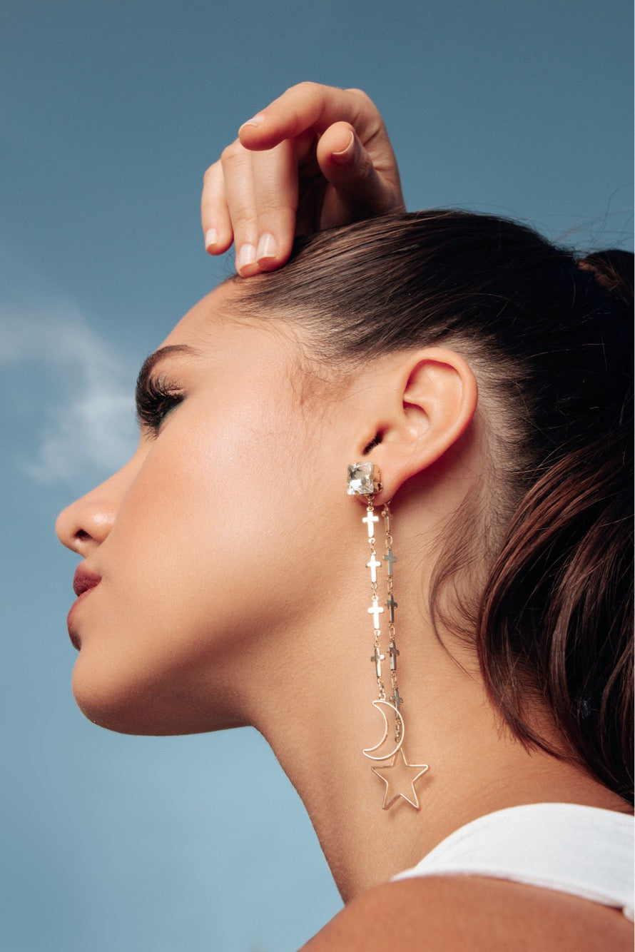 Astral Gold Earrings *