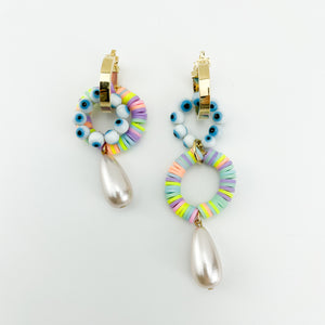 Mar Mixable Colorful Earrings