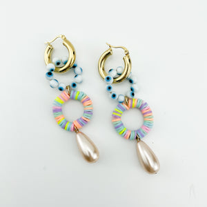 Mar Colorful Earrings