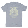 Botica-Sonora-Buddha-Suerte-Good-Luck-Mens-T-Shirt-Grey