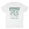 Botica-Sonora-Jorobadito-Good-Luck-Mens-T-Shirt-White