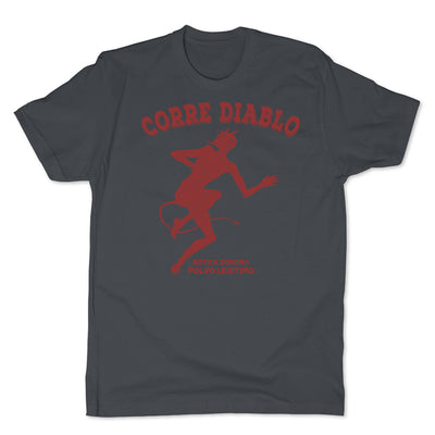 Botica-Sonora-Corre-Diablo-Protection-Mens-T-Shirt-Navy