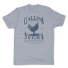 Botica-Sonora-Gallina-Negra-Protection-Mens-T-Shirt-Grey