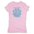 Botica-Sonora-Buddha-Good-Luck-Womens-T-Shirt-Pink