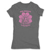 Botica-Sonora-Buddha-Suerte-Good-Luck-Womens-T-Shirt-Gray