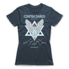 Contra-Danos-Protection-Spells-Women-T-Shirt-Blue