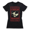 Cordero-Manso-Love-Spell-Women-T-Shirt-Black