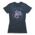 Ven-A-Mi-Love-Spell-Women-T-Shirt-Blue