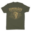 Botica-Sonora-Dominador-Black-Magic-Mens-T-Shirt-Green