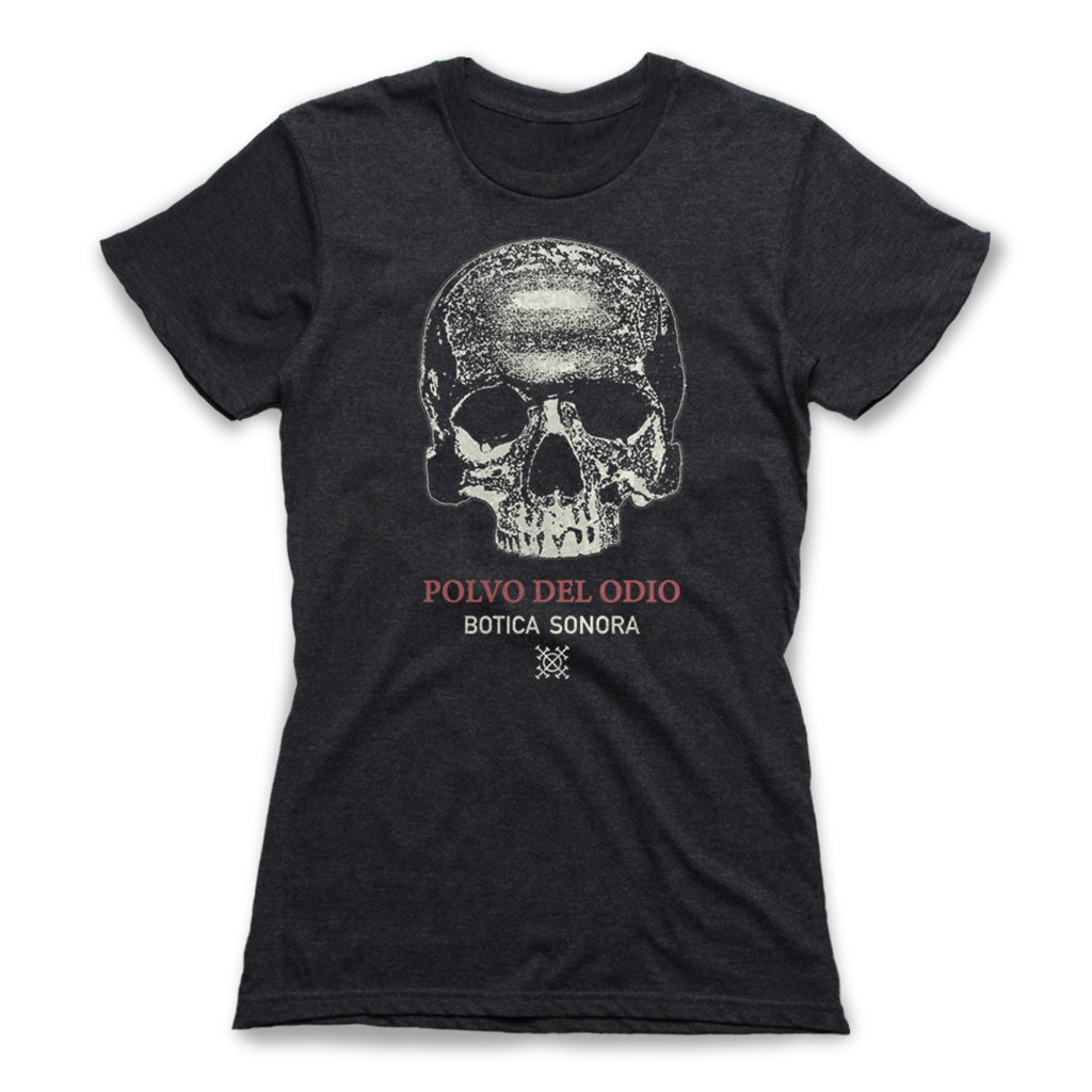 Polvo-Del-Odio-Black-Magic-Women-T-Shirt-Black