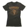 Dominador-Black-Magic-Women-T-Shirt-Green
