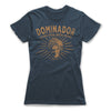 Dominador-Black-Magic-Women-T-Shirt-Blue