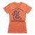 Santa-Marta-Black-Magic-Women-T-Shirt-Orange