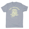 Botica-Sonora-Rey-Salomon-White-Magic-Mens-T-Shirt-Gray