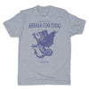 Botica-Sonora-Arrasa-Con-Todo-White-Magic-Mens-T-Shirt-Grey