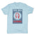 Botica-Sonora-Tapa-Boca-White-Magic-Mens-T-Shirt-Blue