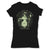 Botica-Sonora-Santo-Nino-De-Atocha-White-Magic-Womens-T-Shirt-Black