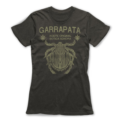 Garrapata-Love-Spell-Women-T-Shirt-Green