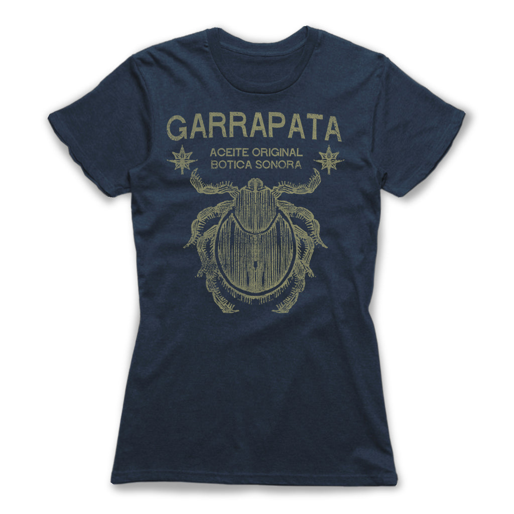 Garrapata-Love-Spell-Women-T-Shirt-Blue