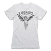 Engano-Black-Magic-Women-T-Shirt-White