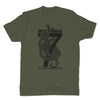 Botica-Sonora-Siete-Viboras-Protection-Spell-Mens-T-Shirt-Green