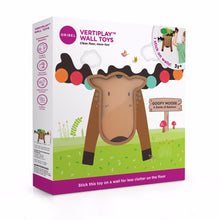 Load image into Gallery viewer, Wall Toy - Montessori- GOOFY MOOSE - A GAME OF BALANCE