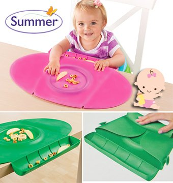 Summer TinyDiner2 Portable Placemat