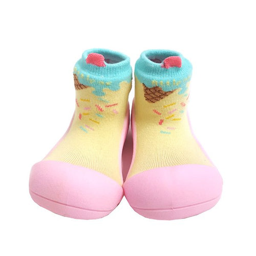 2 in 1 Attipas Sock Shoes Ice Cream