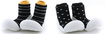 2 in 1 Attipas Sock Shoes (Urban)