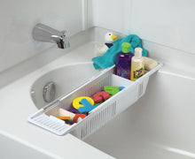 Load image into Gallery viewer, KidCo Adjustable Bath Storage Basket