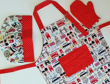 Load image into Gallery viewer, Handmade aprons