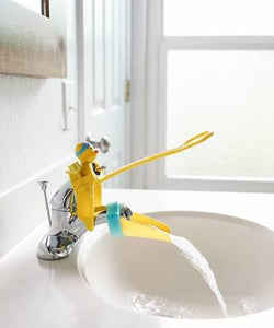 Aqueduck Single Handle Faucet Extender