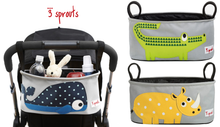 Load image into Gallery viewer, 3 Sprouts Stroller Organiser