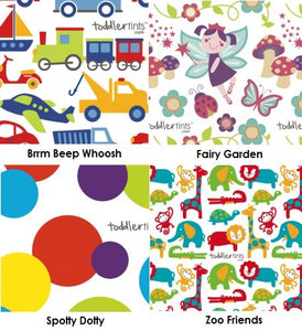Toddler Tints Car Window Shade (NO More blind spot