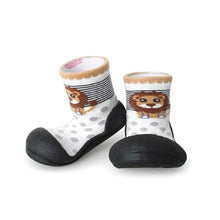Load image into Gallery viewer, 2 in 1 Attipas baby/toddler sock shoes